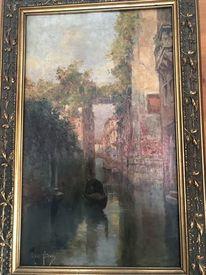 Pinnwand, Venedig