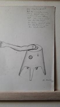 Modern art, Menschen, Abstrakt, Zeichnungen