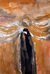 Menschen, Engel, Beschützt, Malerei