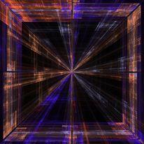 Universum, Energie, Meditation, Kreuz