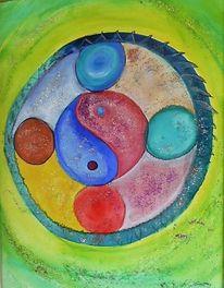 Geometrie, Abstrakt, Gleichgewicht, Meditation