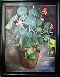 Kresse, Pflanzen, Malerei