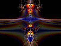 Venus, Horizont, Universum, Abstrakt