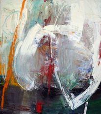 Ölmalerei, Malerei, Schichtenmalerei, Spachteltechnik