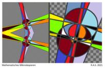 Geometrie, Mathematik, Pythagoras, Digitale kunst