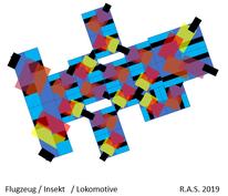 Muster, Fantasie, Konkrete kunst, Digitale kunst
