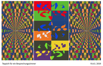 Muster, Zentrierung, Befremdlich, Digitale kunst