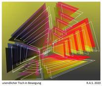 Abstrakt, Unendlichkeit, Mathematik, Digitale kunst