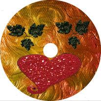 Frühwerk, Goldenautumm, Rot, Oktober
