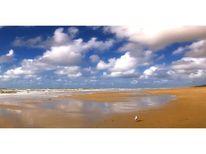 Nordsee bilder, Kunstdruck, Fotografie, Strand