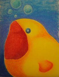 Wal, Meer, Tauchen, Farben