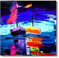 Design, Modern art, Abstrakt, Acrylmalerei