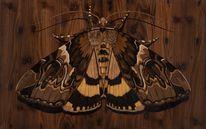 Holz, Marketerie, Intarsienbilder, Kunsthandwerk