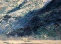 Winter, Tessin, Landschaft malerei, Maggiatal