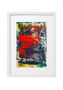 Acrylmalerei, Rot, Ölmalerei, Farben