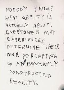 Spiegelung, Mondrian, Acrylmalerei, Daily