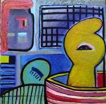 Malerei, Fantasie, Figur