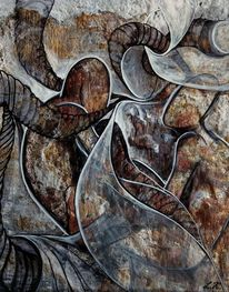 Lydia kalasz, Abstrakt, Menschen, Malerei