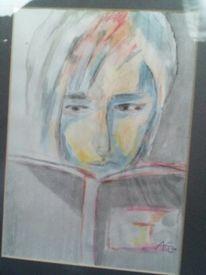 Malerei, Studie, Menschen, Kopie