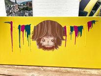Acrylmalerei, Farben, Acrylart, Malerei