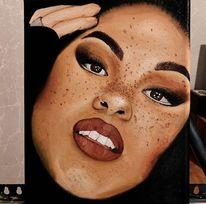 Portrait, Farben, Porträtmalerei, Realismus