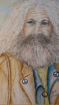 68er, Freiheit, Individuum, Hippie