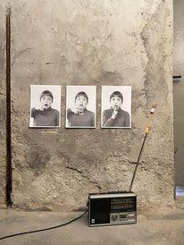 Austellung, Galerija, Ausstellung, Fotografie
