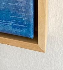 Bilderrahmen, Massivholz, Rahmen, Pinnwand