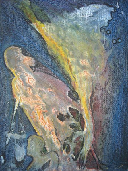 Malerei, Abstrakt, Jugend, Alter