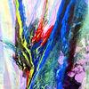 Wachs, Intensiv, Farben, Explosiv