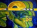 Malerei, Durchblick
