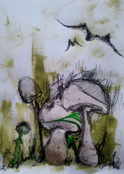 Malerei, Zweisamkeit