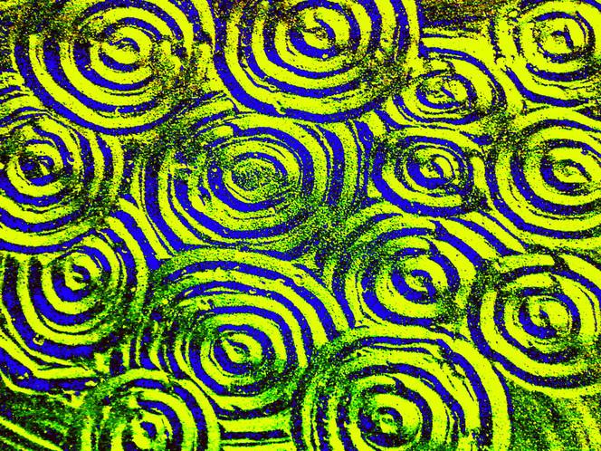 Gedanken, Sand, Strand, Kreis, Digitale kunst