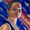 Eitelkeit, Frau, Licht, Portrait
