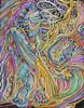 Leben, Tintenfisch, Surreal, Grafik