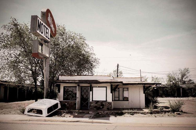 Gebäude, Route66, Lost places, Roadtrip, Architektur, Usa