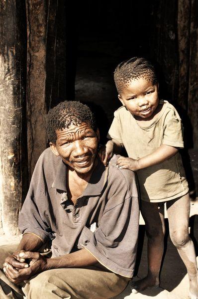 Vater, Eltern, Afrika, Sohn, Sanft, Familie