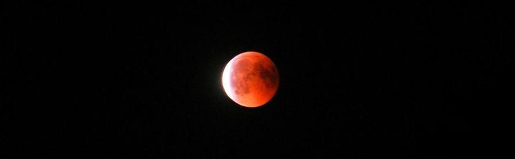 Himmel, Stern, Mond, Mondfinsternis, Fotografie,