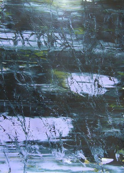 Abstrakt, Farben, Malerei,