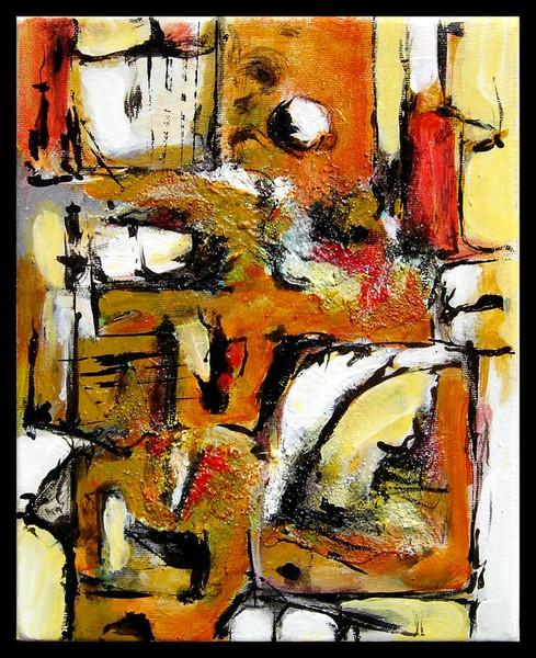 Malerei, Abstrakt, Süd