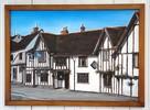 England, Stadt, Haus, Straße