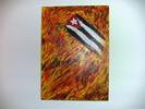 Kuba, Feuer, Malerei, Leid