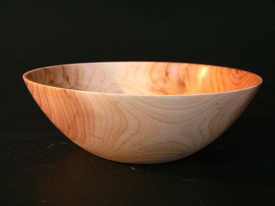 Tischschmuck, Schale, Kunsthandwerk, Holz