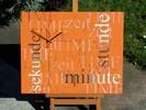 Wanduhr, Minute, Zeit, Sekunde