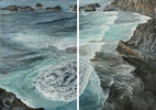 Welle, Meer, Bucht, Palma