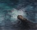 Palma, Wasser, Malerei,