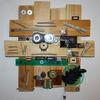 Holz, Lampe, Maschine, Kondensator