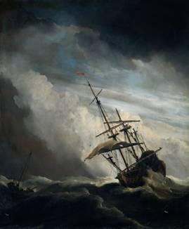 Arbeit, Malerei, Schiff,