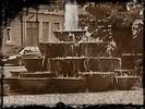 Stadt, Brunnen, Wasser, Fotografie