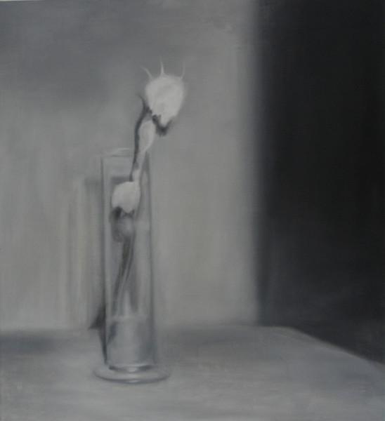 Blumen, Stillleben, Rose, Malerei